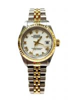 1995 Rolex Ladies Datejust Bi-Metal